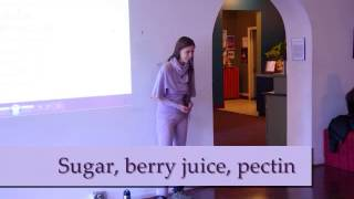 Raederle's Raw Story -- Excerpts From April 2013 Lecture at Ashker's Juice Bar