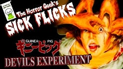 Is This the Most Depraved Guinea Pig Film? | Devil's Experiment