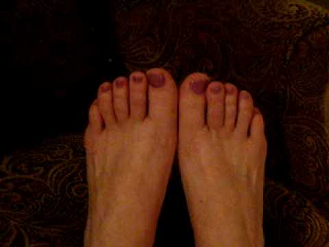 Last Day of National Barefoot Week