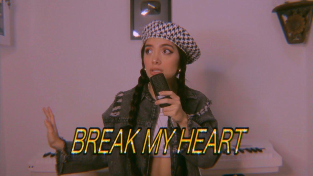 Dua Lipa - Break My Heart (Versión En Español) Laura Buitrago (Cover)