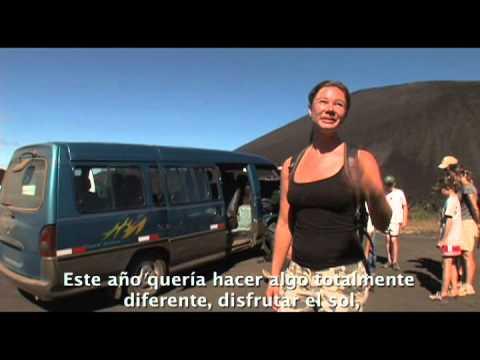 Volcano Boarding Cerro Negro - Nicaragua - www.volcanoboard.com