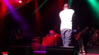Ludacris-Pimpin All Over the World Live @ Club Nokia