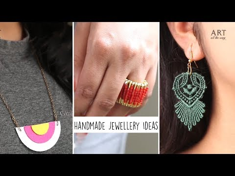 Handmade Jewellery Ideas