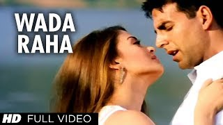 Gambar cover Wada Raha Pyar Se Pyar Ka | Full HD Song | Udit Narayan | Shreya Ghoshal | Khakee Movie