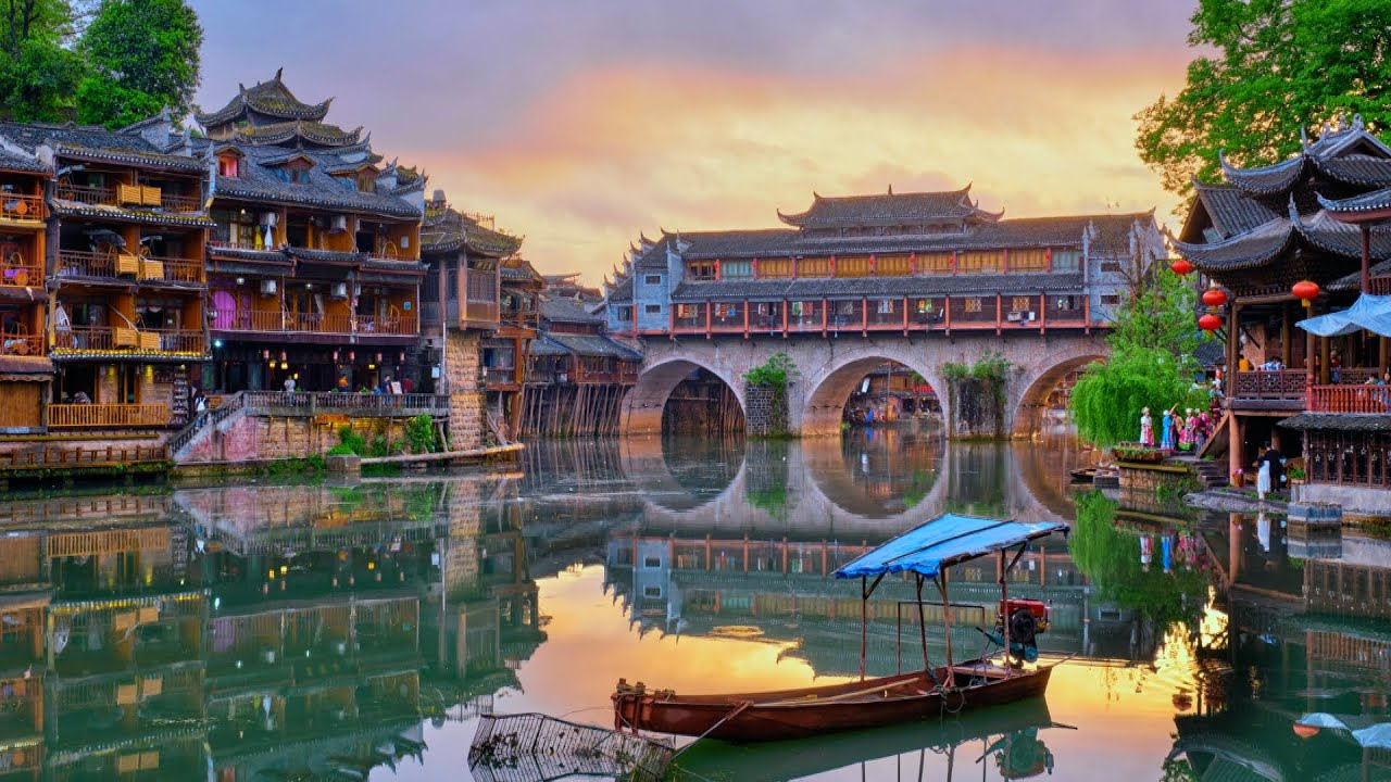Download TOP 10 most beautiful Places to Visit in China 2021 - Travel Video | STEVE PILOT