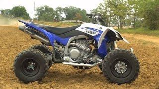 Yamaha YFZ450R GYTR Budget MX Racer Project Test(, 2014-09-16T18:49:59.000Z)