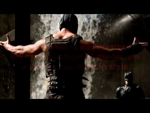 "Bane from ""The Dark Knight Rises"", my thoughts on his training by Musclemania Pro Tuan Tran"
