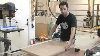 97 - How To Build A Low Profile Entertainment Center (part 1 Of 5)