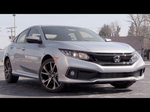 2019 Honda Civic Sedan: Review