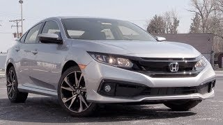 2019 Honda Civic Sedan: Review