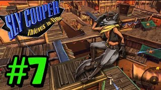 [PT-BR] Sly Cooper: Viajantes no Tempo #7 - Tenesse Kid Cooper