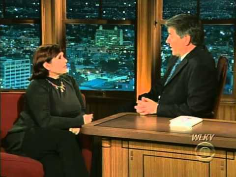 late late show with craig ferguson 12122008 carrie