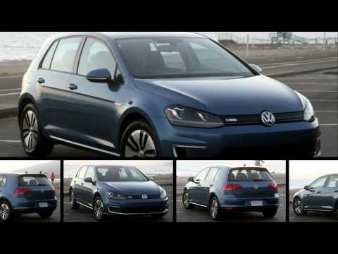 # Supercars # 2015 Volkswagen e-Golf Review