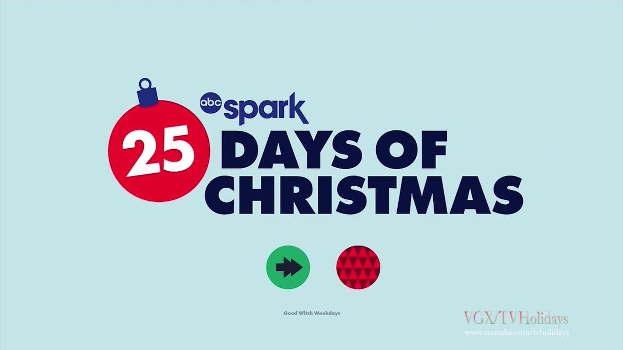 Abc Spark 25 Days Of Christmas 2020 ABC Spark HD 25 Days of Christmas Advert 2019   YouTube