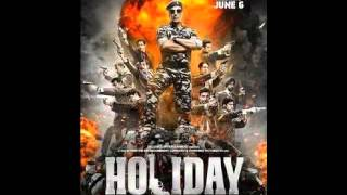 Video Tu Hi To Hai Song HOLYDAY Movie download MP3, 3GP, MP4, WEBM, AVI, FLV Desember 2017