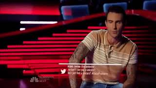 Coach Blind Auditions
