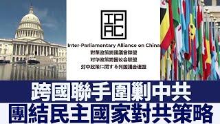 聯手圍剿中共 跨國議會建對華政策聯盟|新唐人亞太電視|20200608