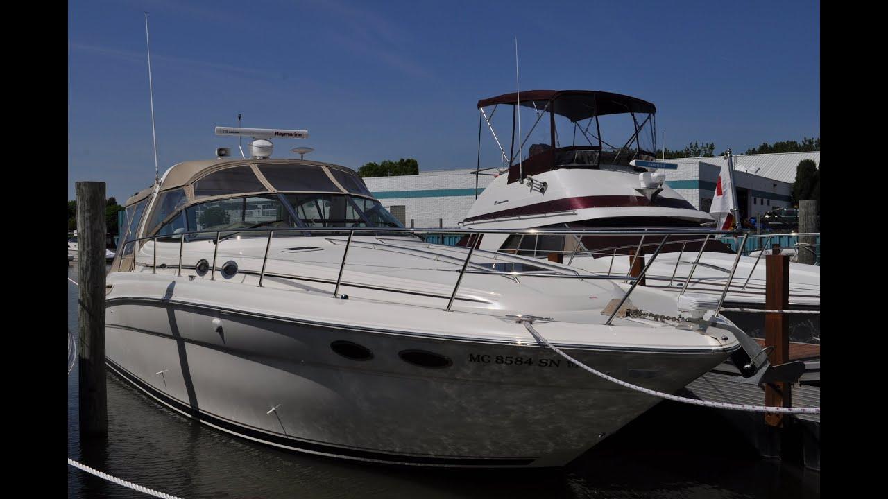 2003 Sea Ray 380 Sundancer -- Sold