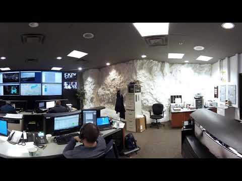 A Virtual Tour Of Iron Mountain's Underground Data Center