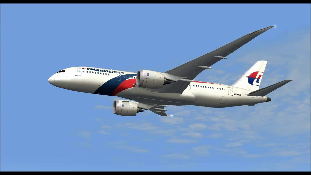 Malaysia Airlines B787 | youtube.com
