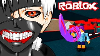 Roblox → TOKYO GHOUL FACTORY!! -Anime Tycoon! #3 🎮
