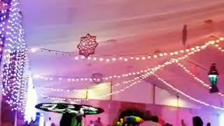 أحمد سعد يحتفل بافتتاح خيمته الرمضانية