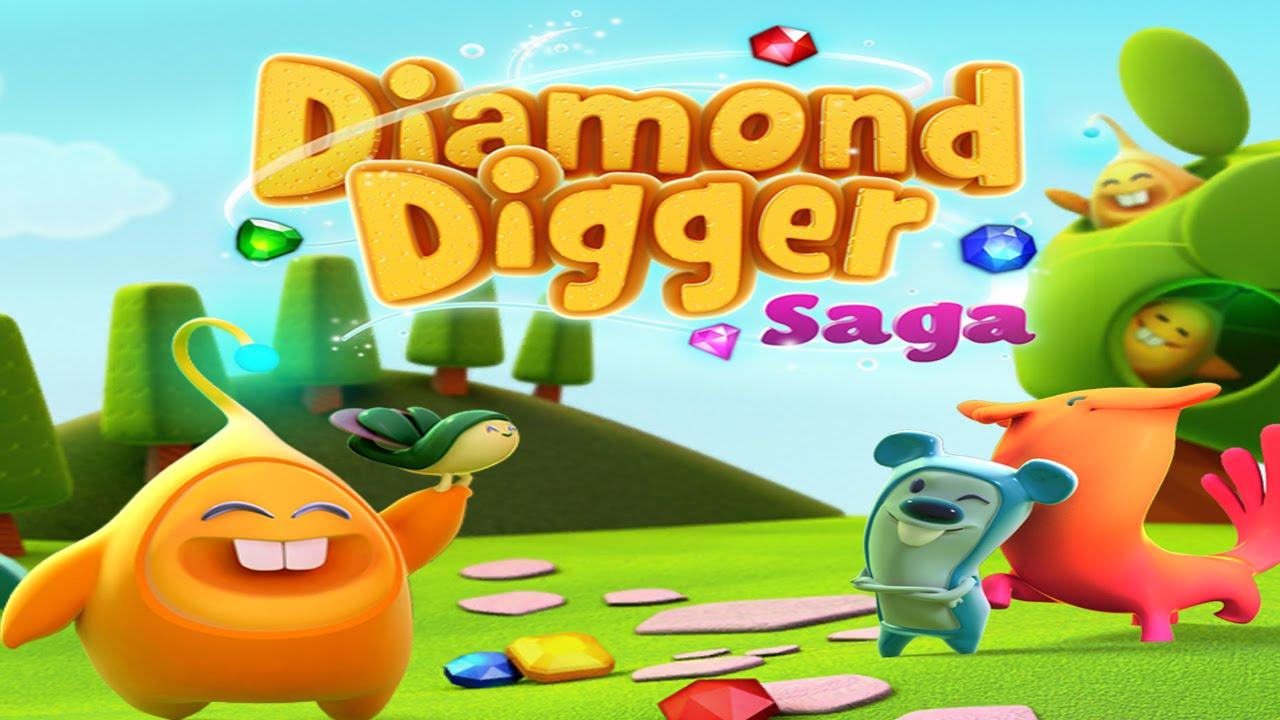 Digger Diamond