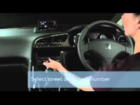 How To Use Your Peugeot Navigation System at WJ King Group