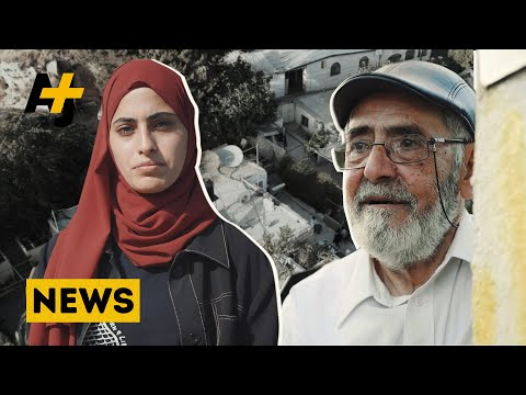 Israeli Settlers Took Half Her Home, Now They Want More