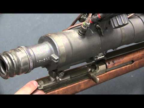 M3 Infrared Sniper Carbine at RIA