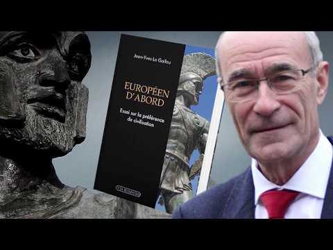 Européen d'abord, vers la préférence de civilisation par Jean-Yves Le Gallou sur Radio Courtoisie
