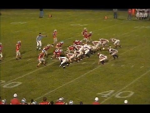 Wauseon Indians 2007 League Champions Football Highlights