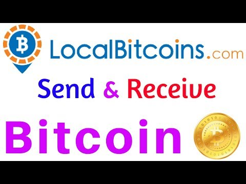 How To Send And Receive Bitcoin On LocalBitcoins.com, LocalBitcoin Send Bitcoin To Binance Exchange