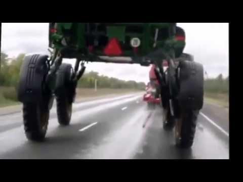 Приколы на дорогах - YouTube