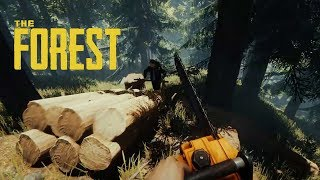 The Forest (ур.выживание) #7 (18+)
