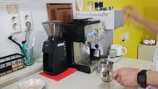 crm3605 추출 루틴 과정 (Espresso Ext…