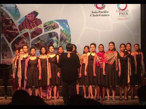 Asia Pacific Choir Games 2017