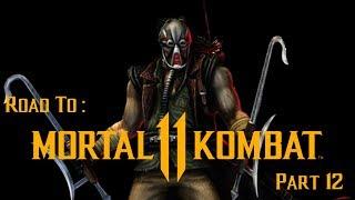 Road to Mortal Kombat 11!! - Kabal MKA Arcade Playthrough
