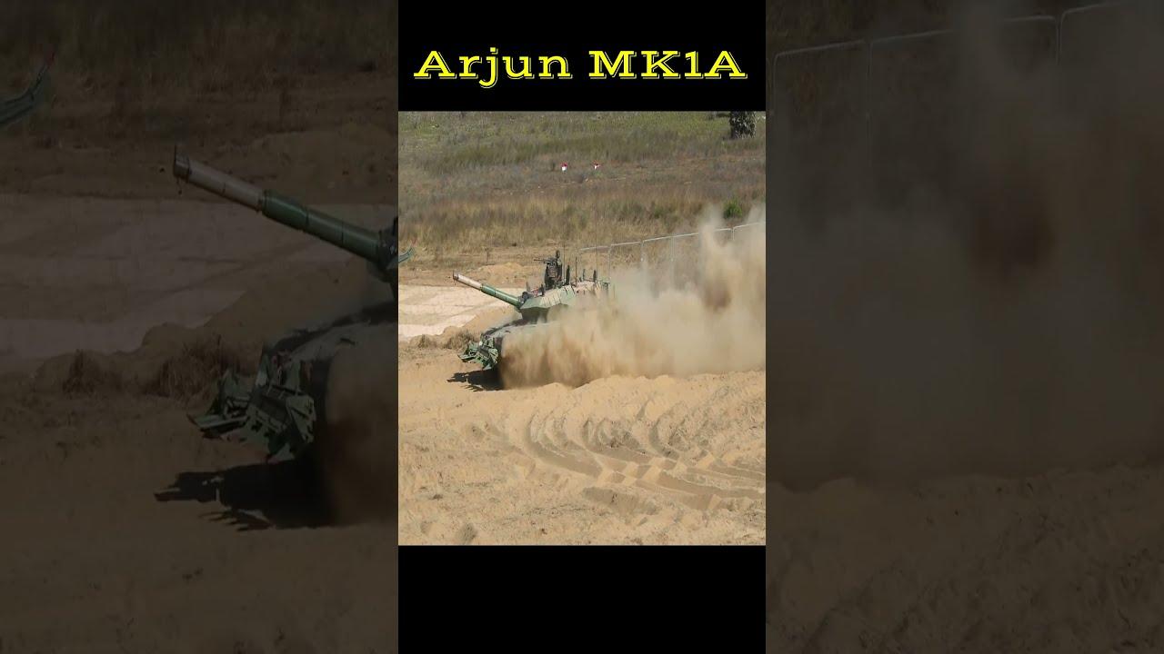 118 Arjun MK1A Tank Order #Tank #Shorts #Army #Indianarmy