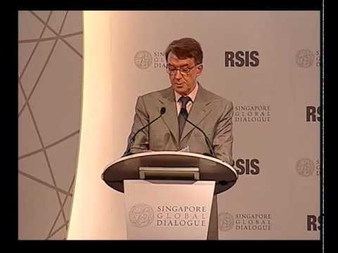 Singapore Global Dialogue 2011 - Opening Keynote Address