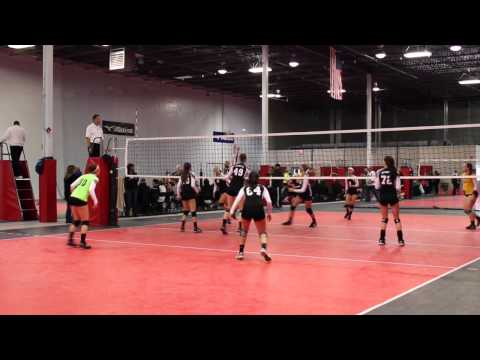 Volleyball Tryout