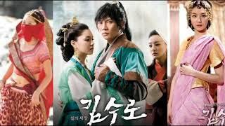 Korean drama of an INDIAN PRINCESS ???????? in South Korea