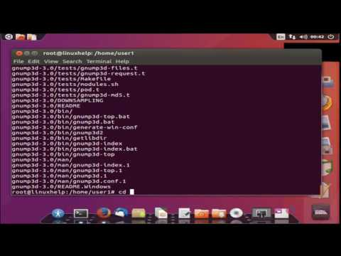 How to Install GNUMP3d Streaming Media Server in Ubuntu
