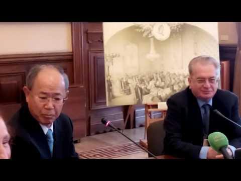 Эрмитаж и Nippon Television Network Corporation подписали Соглашение (10)