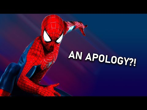 The Amazing Spider-Man 2 - The Apology