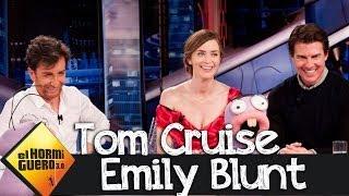 El Hormiguero 3.0 - Entrevista a Tom Cruise y Emily Blunt en El Hormiguero 3.0