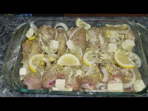 Cook With Me | Lemon Herb Chicken | Cookbang