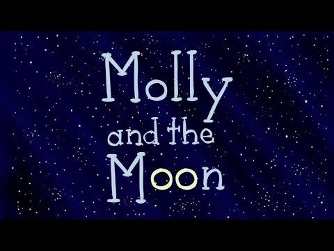 Molly and the Moon - a short animation