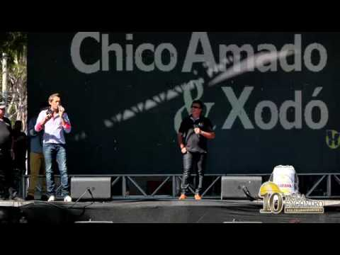 Chico Amado e Xodó no 10º Mega Encontro dos Trabalhadores