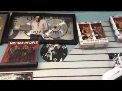 Rock And Roll Heaven Record and Cd Store Orlando Florida 4-11-15